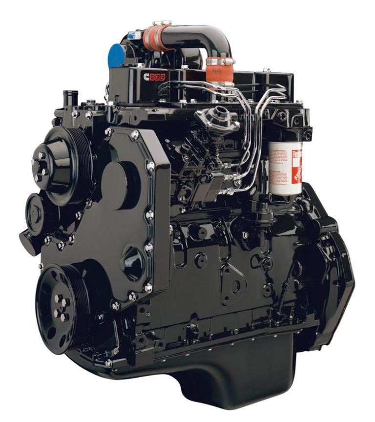 4BTAA 3.9 135HP - Cummotors